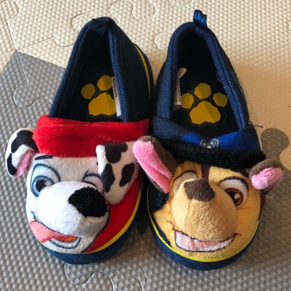 Other - 🔸FREE ADD ON🔸 Paw Patrol House Slippers